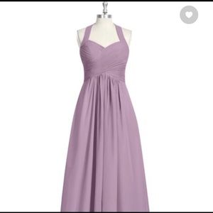 Azazie Bridesmaid Dress- Wisteria
